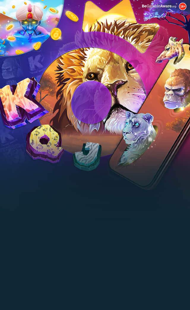 Bonus Boss Casino Deposit Bonus - mobile homepage banner