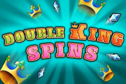 Double King Spins online slots at Bonus Boss Online Casino - game grid