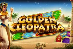 Golden Cleopatra online slots at Bonus Boss Online Casino - game grid