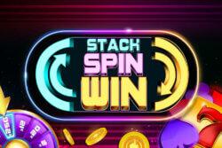 Stack Spin Win online slots at Bonus Boss Online Casino - game grid