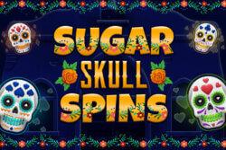 Sugar Skull Spins online slots at Bonus Boss Online Casino - game grid