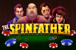 The Spinfather online slots at Bonus Boss Online Casino - game grid