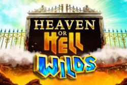 Heaven Or Hell Wilds online slots at Bonus Boss Online Casino - game grid