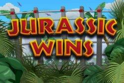 Jurassic Wins online slots at Bonus Boss Online Casino - game grid