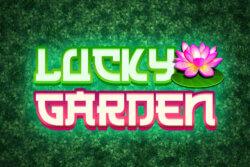 Lucky Garden online slots at Bonus Boss Online Casino - game grid