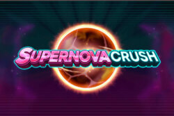 Supernova Crush online slots at Bonus Boss Online Casino - game grid