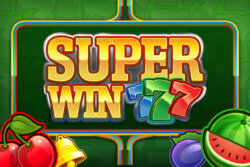 Super Win 7s online slots at Bonus Boss Online Casino - game grid