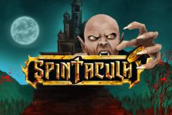 Spintacula online slots at Bonus Boss Casino - game grid image