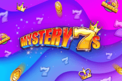 Mystery 7s online slots game grid image