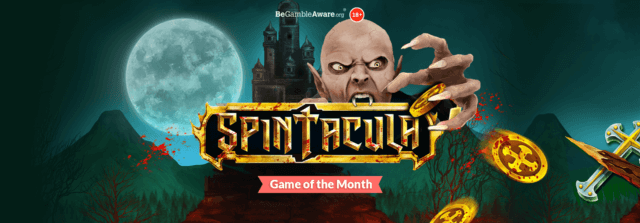 Take a flying visit to the reels of Spintacula online slots, right here at Bonus Boss UK casino!