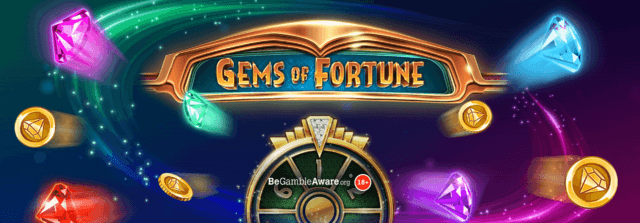 Will your fortune lead you to gem-erous riches?
