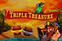Triple Treasure online slots by Bonus Boss Casino